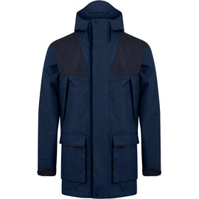 Berghaus Breccan InterActive Shell Jacket Women, mood indigo/night sky